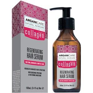 Ser pentru par ARGANICARE Collagen, 100ml