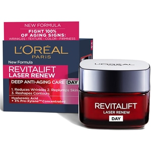 Crema de zi antirid L'OREAL PARIS Revitalift Laser Renew, 50ml