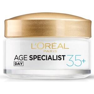 Crema de zi antirid L'OREAL PARIS Age Specialist 35+, 50ml