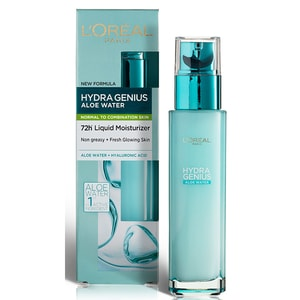Crema de fata pentru ten normal L'OREAL PARIS Hydra Genius, 70ml