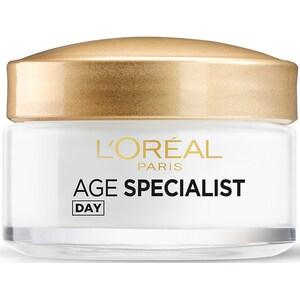 Crema de zi antirid L'OREAL PARIS Age Specialist 65+, 50ml