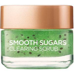 Exfoliant pentru puncte negre L'OREAL PARIS Smooth Sugars, 50ml