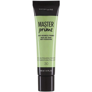 Baza pentru machiaj MAYBELLINE NEW YORK Master Anti-Redness, 30ml