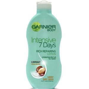 Lapte de corp GARNIER Intensive 7 Days, 400ml