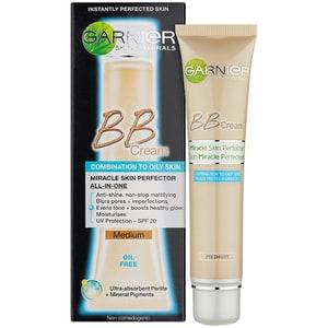 Crema BB 5 in 1 GARNIER Miracle Skin Perfector, nuanta medie, 50ml