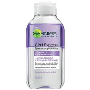 Demachiant bifazic pentru ochi GARNIER Skin Naturals, 125ml