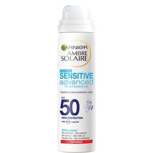 Spray protectie solara GARNIER Ambre Solaire Sensitive Advanced, 75ml