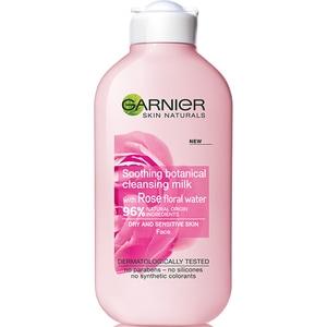 Lapte demachiant cu apa de trandafir GARNIER Skin Naturals, 200ml
