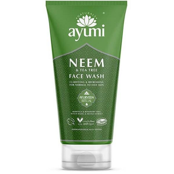 Gel de curatare AYUMI Neem&Tea Tree, 150ml