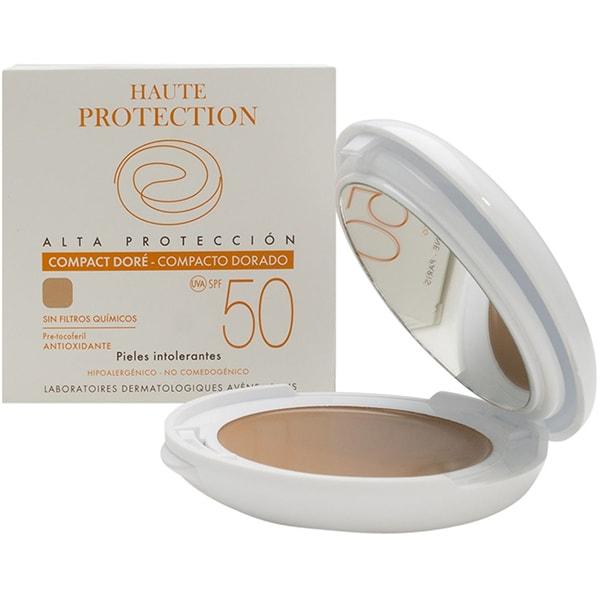 Crema coloranta AVENE Compact Dore, SPF 50, 10g
