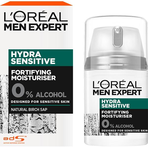 Crema de fata L'OREAL PARIS Men Expert Hydra Sensitive, 50ml