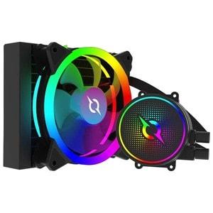 Cooler procesor cu racire lichida AQIRYS Aquarius 120 AiO Black