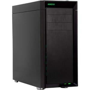 Carcasa NANOXIA CoolForce 1, USB 3.1, Fara sursa, negru