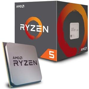 Procesor AMD RYZEN 5 2600, 3.4GHz/3.9GHz, Socket AM4, YD2600BBAFBOX