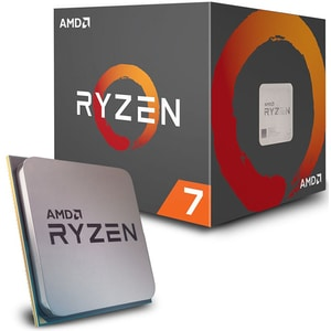 Procesor AMD RYZEN 7 2700X, 3.7GHz/4.3GHz, Socket AM4, YD270XBGAFBOX
