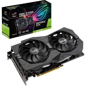 Placa video ASUS NVIDIA GeForce GTX 1660 Super ROG Strix Gaming A6G, 6GB GDDR6, 192bit, ROG-STRIX-GTX1660S-A6G-GAMING