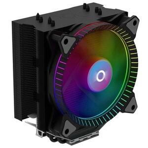 Cooler procesor AQIRYS Uranus LS Black, 120mm