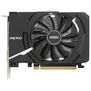Placa video MSI AMD Radeon RX 560 AERO ITX 4G OC, 4GB GDDR5, 128bit, RX560 AERO ITX 4G OC