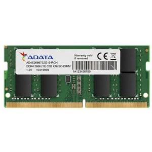 Memorie laptop ADATA Premier, 8GB DDR4, 2666MHz, CL19, AD4S26668G19-SGN