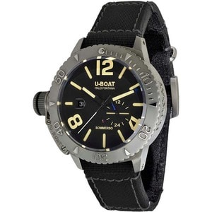 Ceas barbatesc U-BOAT 9007 Sommerso, Automatic, 46mm, 30ATM