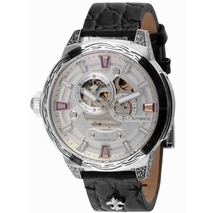 Ceas unisex HAEMMER RD-200 Rebellious Pink Passion, Automatic, 45mm, 10ATM