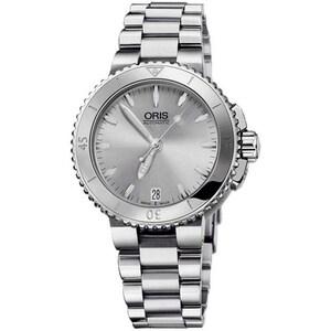 Ceas de dama ORIS 0173376524141-0781801P Aquis, Automatic, 36mm, 30ATM