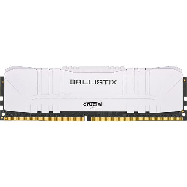 Memorie desktop CRUCIAL Ballistix, 16GB DDR4, 3200MHz, CL16, BL8G32C16U4W