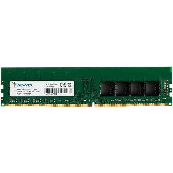 Memorie desktop ADATA Premier, 8GB DDR4, 3200MHz, CL22, AD4U32008G22-SGN