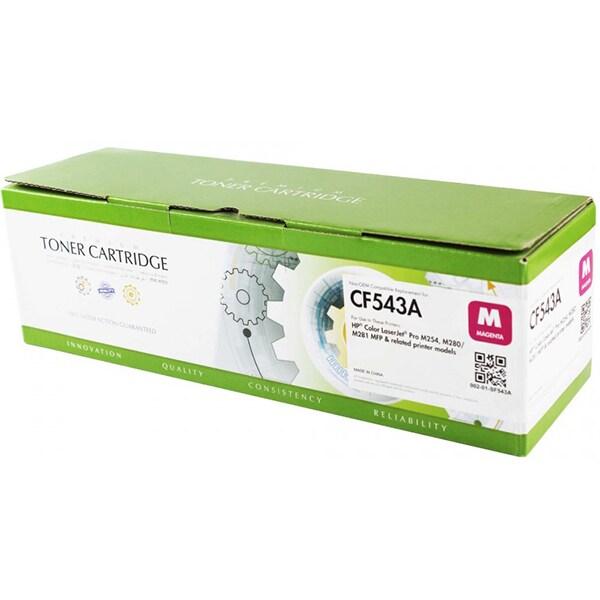 Toner STATIC CONTROL 002-01-SF543A compatibil cu HP CF543A, magenta