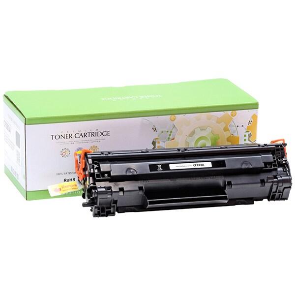Toner STATIC CONTROL 002-01-TF283A compatibil cu HP CF283A, negru