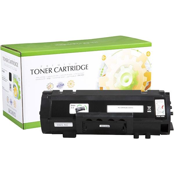 Toner STATIC CONTROL 002-06-S51B2H compatibil cu Lexmark 51B2H00, negru