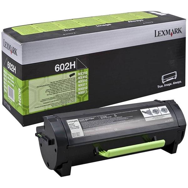 Toner LEXMARK 602HE 60F2H0E Corporate, negru