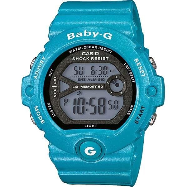 Ceas de dama CASIO Baby-G BG-6903-2ER, 45mm, 20ATM