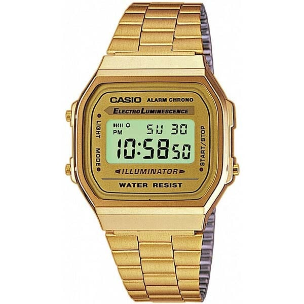 Ceas barbatesc CASIO Collection A168WG-9EF, 34mm, 3ATM