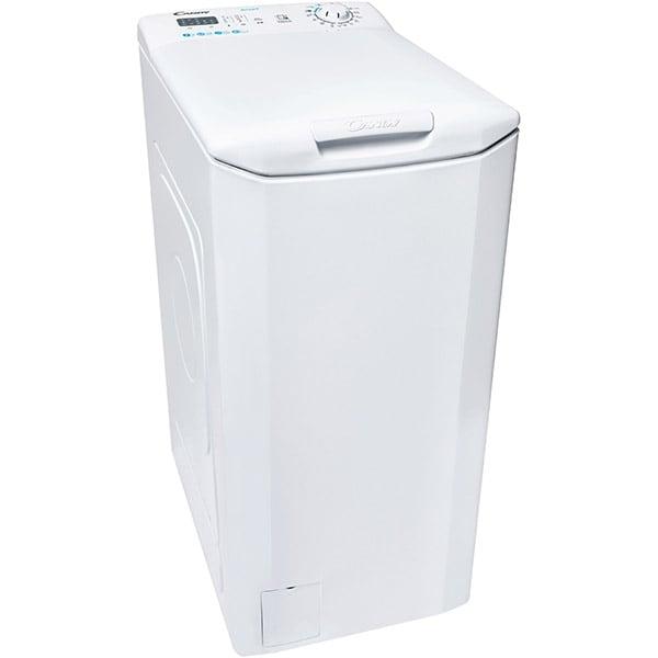 Masina de spalat rufe verticala CANDY Smart CST 27LE/1-S, 7 kg, 1200rpm, Clasa F, alb