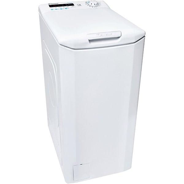 Masina de spalat rufe verticala CANDY Smart CSTG 262DE/1-S, 6 kg, 1200rpm, Clasa E, alb