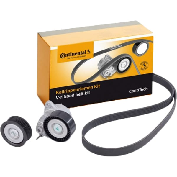 Kit distributie CONTITECH CT1051K1, VW, Skoda