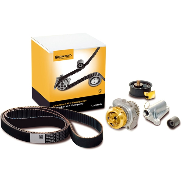 Kit distributie CONTITECH CT867K4, VW, Audi