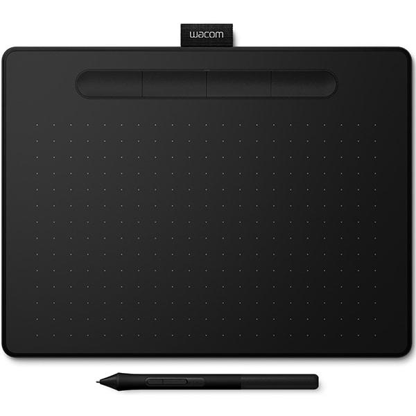 Tableta grafica WACOM Intuos M Bluetooth CTL-6100WLK-N, negru