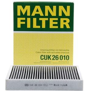 Filtru polen carbon MANN Cuk26010 Seat Ibiza 5 1.4 Tsi