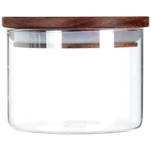 Recipient depozitare ZOKURA Z1207, 0.35l, sticla, transparent