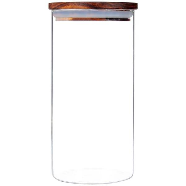 Recipient depozitare ZOKURA Z1210, 1.15l, sticla, transparent