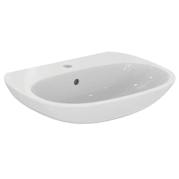 Chiuveta baie IDEAL STANDARD Tesi T352201, montare suspendata, 60 x 47.5 cm, alb