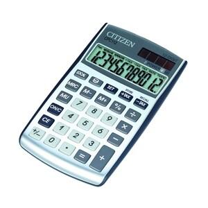 Calculator de birou CITIZEN CPC-112, 12 cifre, gri