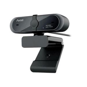 Camera Web AXTEL AX-FHD, Full HD 1080p, negru
