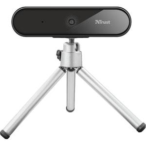 Camera Web TRUST Tyro 23637, Full HD 1080p, negru