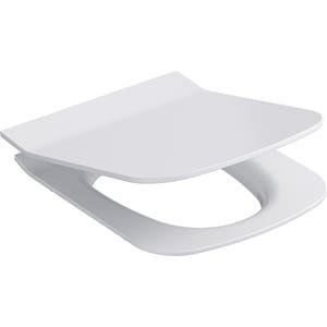 Capac toaleta CERSANIT Metropolitan, duroplast, alb