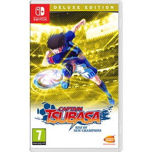 Captain Tsubasa: Rise of New Champions Deluxe Edition - Nintendo Switch
