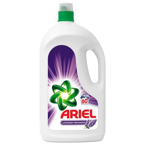 Detergent lichid ARIEL Lavender, 3.3l, 60 spalari