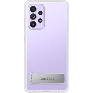 Carcasa Clear Standing pentru SAMSUNG Galaxy A52, EF-JA525CTEGEU, transparent